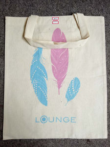 Cotton Bag Printing by 2 Colors