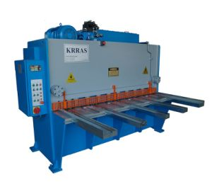 CE Certificated Hydraulic Metal Guillotine Machine pictures & photos