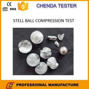 Steel Ball Compression Testing Machine pictures & photos