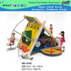 Small Size Enlightenment Series Outdoor Playground Amusement Park (HD-5102) pictures & photos