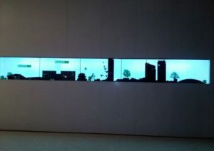46inch Did Transparent LCD Display pictures & photos