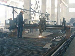 Bitumen Painted Galvanized Steel Pole pictures & photos