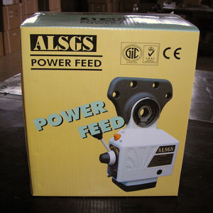 Al-510sx Vertical Electronic Milling Machine Power Feed (X-axis, 220V, 650in. lb) pictures & photos