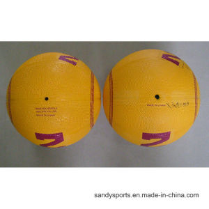 Custom Logo Promotional Rubber Basketball pictures & photos