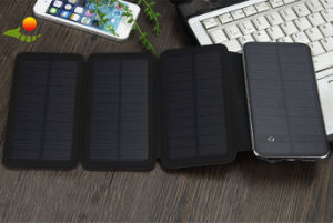 2017 Hot Promotional Gifts Portable External Battery Solar Power Bank pictures & photos