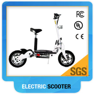 36V 1000watt Electric Scooter with 14′′ Big Wheel pictures & photos
