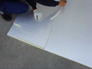 Phenolic Foam Pre-insulated Air Duct Panel (WT2-3) pictures & photos