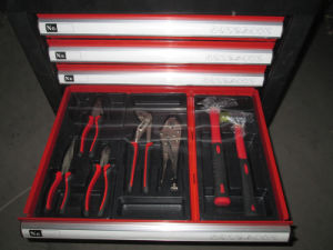 228PCS-7 Drawers Heavy Duty Trolley Tool Set (FY228A) pictures & photos