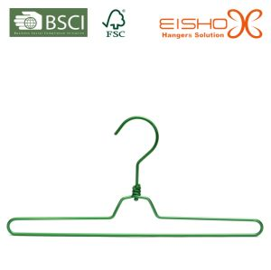 Green Metal Hanger for Garment Store or Household pictures & photos
