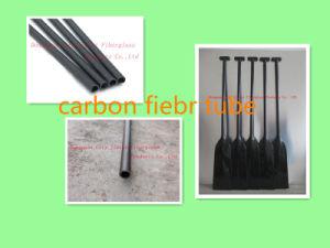 Carbon Fiber Paddle Handes with Carbon Fiber Rod pictures & photos