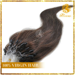 Loop Hair Extension High Quality Peruvian Virgin Hair Extension pictures & photos