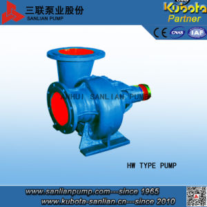 Hw Series Mixed Flow Pump pictures & photos