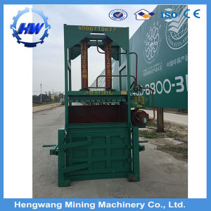 Waste Paper Baling Baler Machine pictures & photos