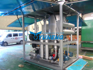 Degas and Dewater Used Insulating Oil Centrifugal Machine pictures & photos