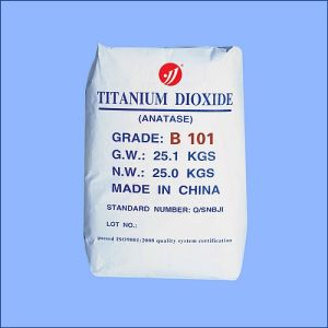 Cheap Anatase Grade Titanium Dioxide B101 with Factory Price pictures & photos
