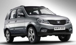 4X4 Cross SUV (T200)
