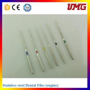 Dental Endodontic Tool Stainless Steel Dental Engine Reamer pictures & photos