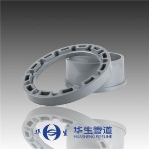 Huasheng Plastic Dn150-500 CPVC DIN Standard Vanstone Flange pictures & photos
