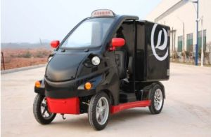 Mini Electric Cargo Vehicle pictures & photos