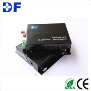 China Manufacturer 1-8 Channel Fiber Optic Video Media Converter pictures & photos
