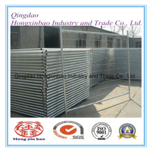 Canada Standard Galvanized Temporary Fence pictures & photos
