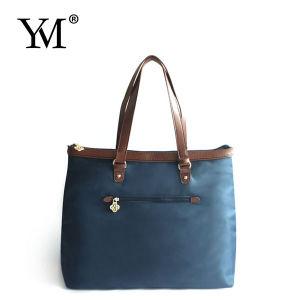 Customized Nylon Shopping Tote Handbag pictures & photos