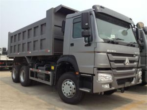 Sinotruk 6X4 Tipper LHD 25t HOWO Dump Tipper Truck pictures & photos