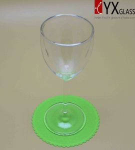 200ml High-Hoe Glass Wine Cup/Glass Beer Cup/Glass Grape Wine Cup pictures & photos