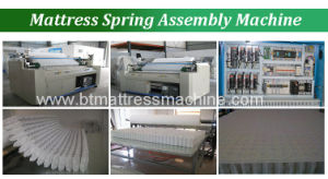 Automatic Mattress Pocket Spring Assembling Machine Supplier pictures & photos