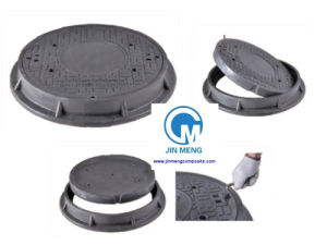 BS EN124 SMC Manhole Covers (600MM) pictures & photos