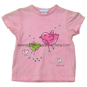 2014 Lovely Bamboo Viscose Infant T-Shirt for OEM pictures & photos