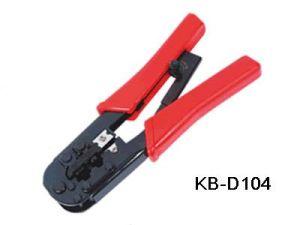 RJ45&RJ11 Crimping Tool (KB-D104)