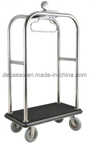 Luxury High-End Luggage Cart (DF33) pictures & photos
