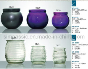 Candle Holder / Tealight Holder / Candle Cup / Candle Jar (small size) pictures & photos