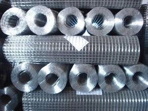 Galvanized Welded Wire Mesh Rolls