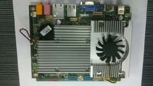 HTPC Main Board for Industry With1MB, CPU Integrated pictures & photos