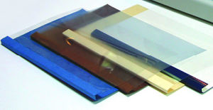 Thermal Binding Cover, Book Cover pictures & photos
