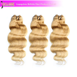 5A Grade Body Wave Remy Brazilian Human Hair Weft