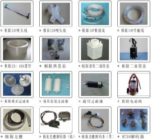 Spare Parts for Solvent Printers pictures & photos