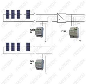 40ka 1000VDC Photovoltaic Surge Arrester pictures & photos