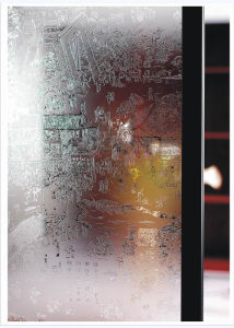 4-6mm Frosted Glass Used for Decoration pictures & photos