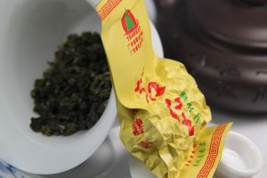 Oolong Tea - Organic Standard