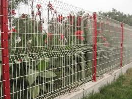 PVC Coated Garden Fencing, Plant Fence