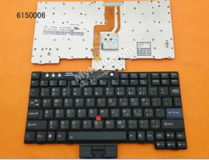 Laptop Keyboard Layout for Thinkpad (Us X60) Reprint Byus Version (TW KS89)
