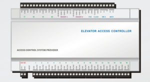 16 Floors RS485 Elevator Access Controller