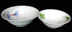 Porcelain Salad / Soup Bowl