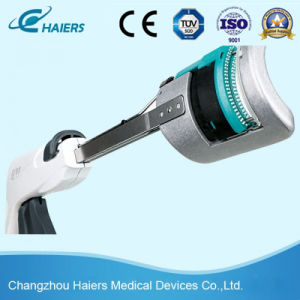 Surgical Disposable Curved Cutter Stapler for Colorectal Surgery pictures & photos