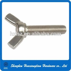 Screws Nut Butterfly Bolt Wing Bolt pictures & photos