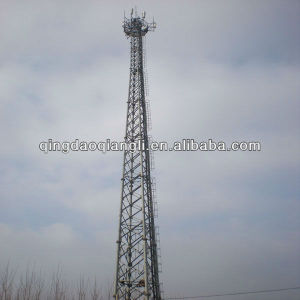 4 Legged Telecom Microwave Tower Communciation Tower QL-025