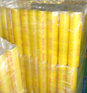 FDA/Rohs Food Package Film PE Stretch Film PE Cling Film pictures & photos